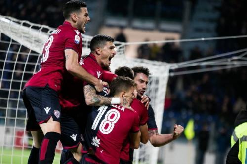 Tanpa Icardi, Inter terjerembab di markas Cagliari