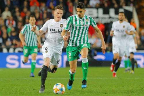 Valencia tantang Barcelona di final Piala Raja usai bungkam Betis 1-0